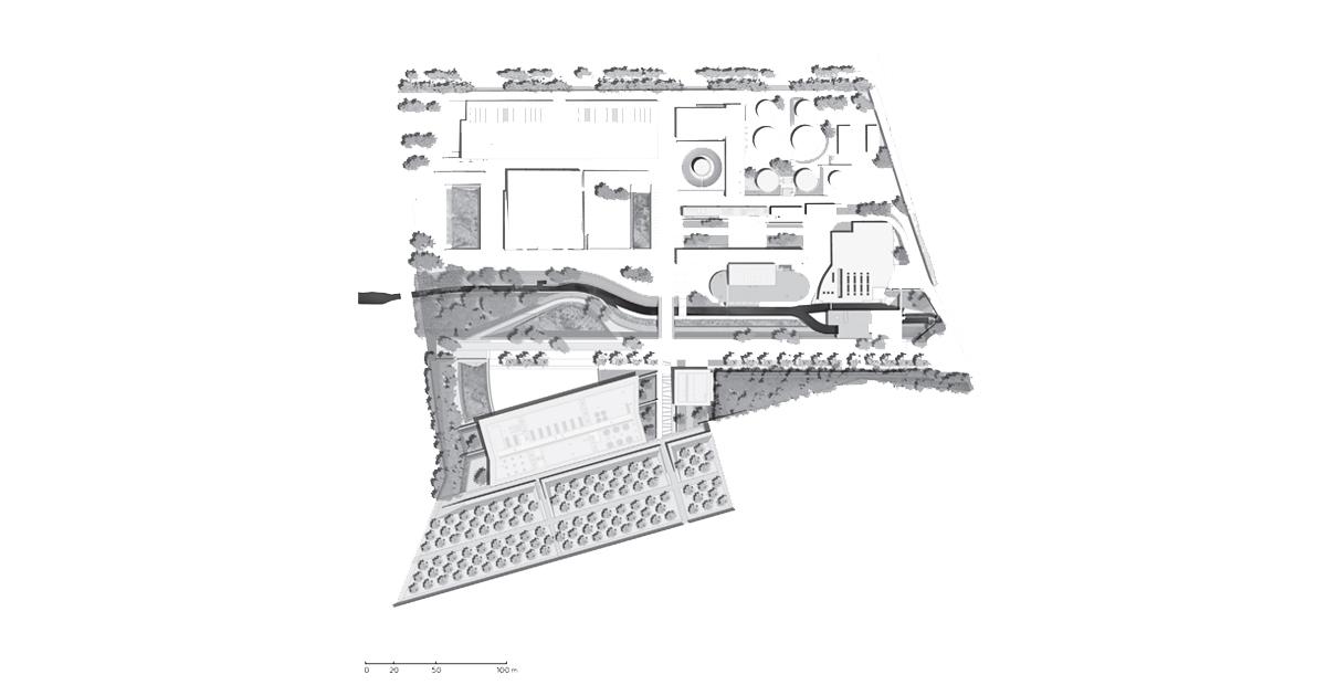 L'usine parc ; Saint-Cyr-l'Ecole ; FORR - PAYSAGE | URBANISME ; FORR paysagiste