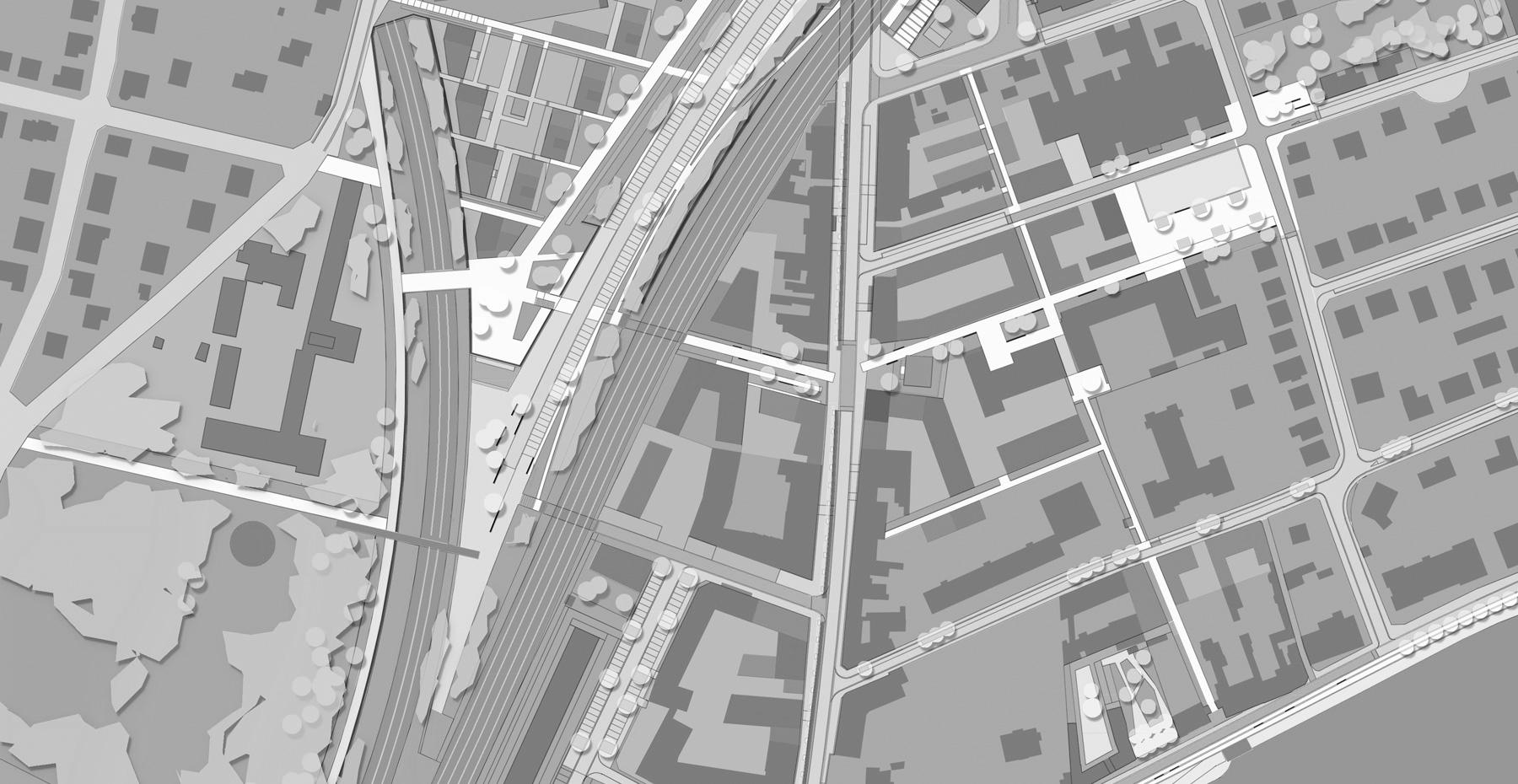 Des pistes à la Seine ; Ablon-sur-Seine ; FORR - PAYSAGE | URBANISME ; FORR paysagiste