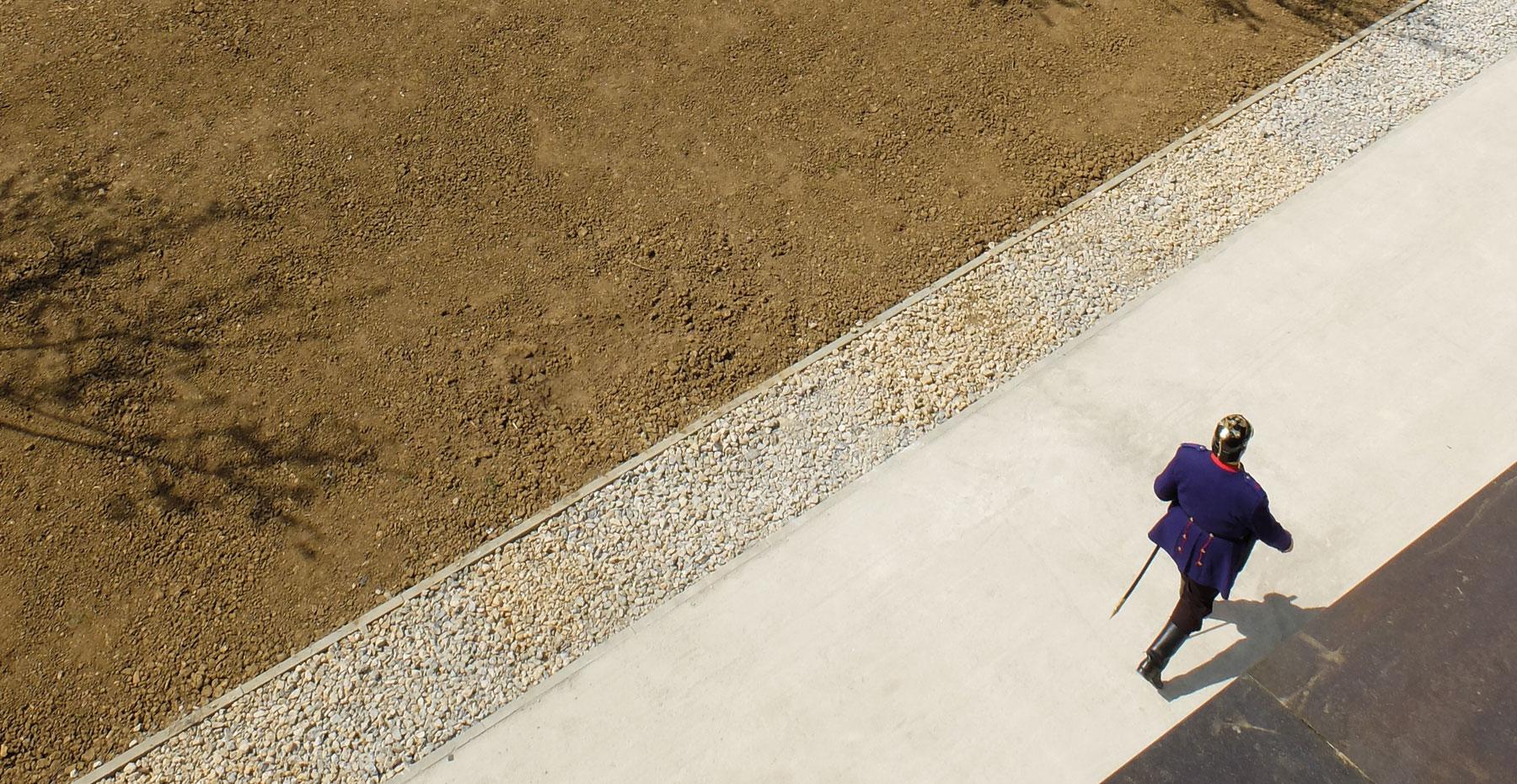 De pierre et d'herbe ; Gravelotte ; FORR - PAYSAGE | URBANISME ; FORR paysagiste