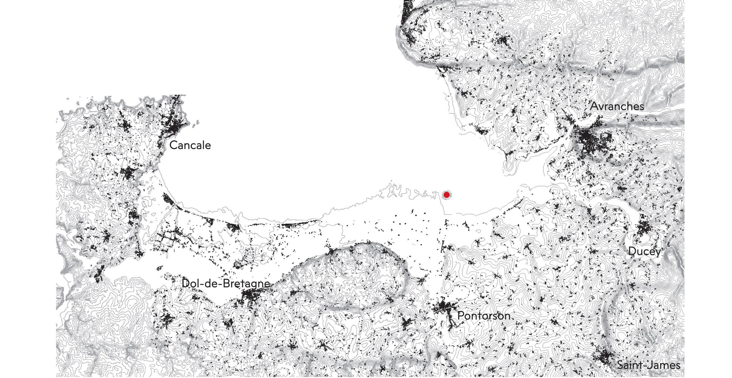 Guide la construction ; Mont-Saint-Michel ; FORR - PAYSAGE   URBANISME ; FORR paysagiste