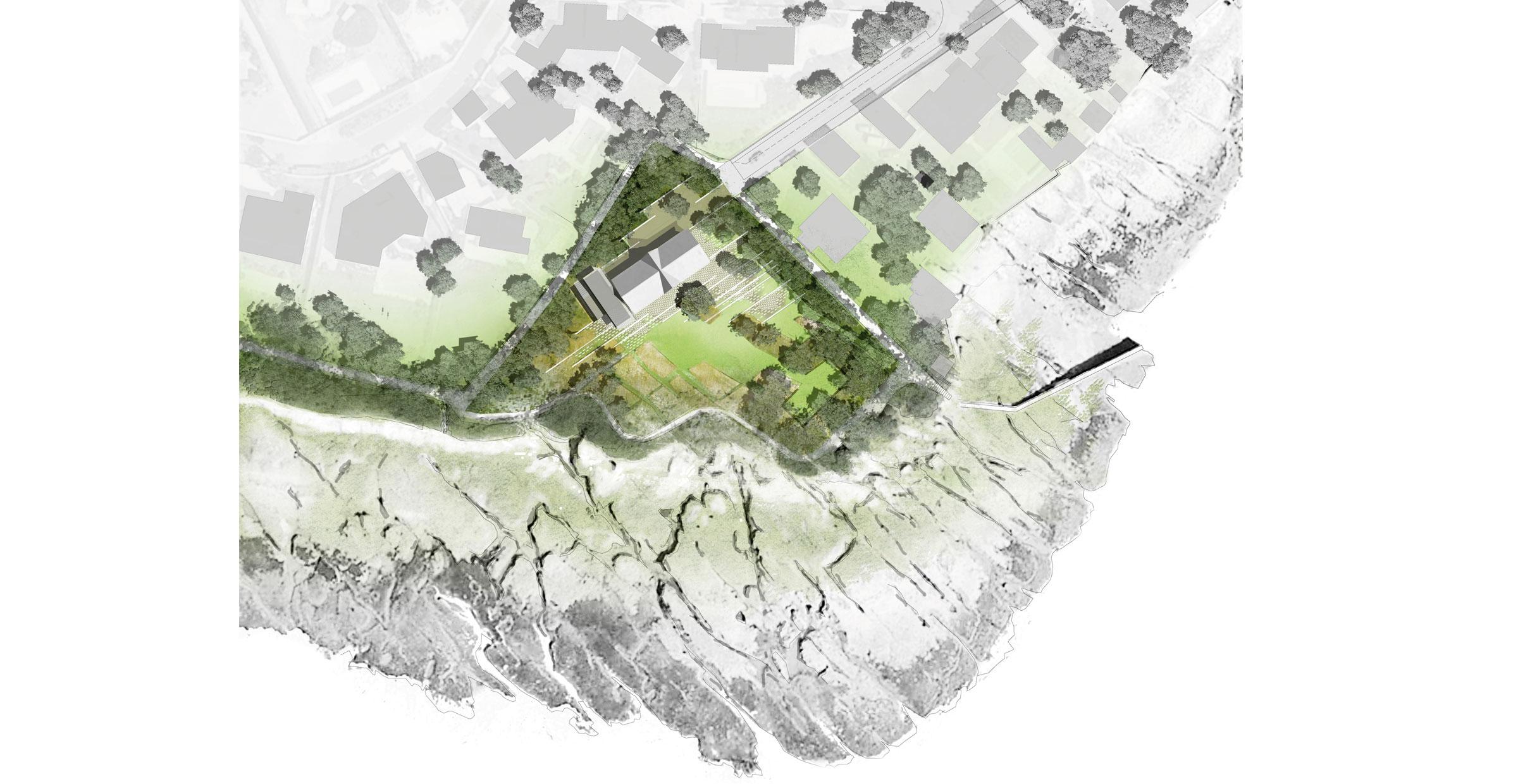 Jardin Atlantique ; Saint-Palais-sur-Mer ; FORR - PAYSAGE | URBANISME ; FORR paysagiste
