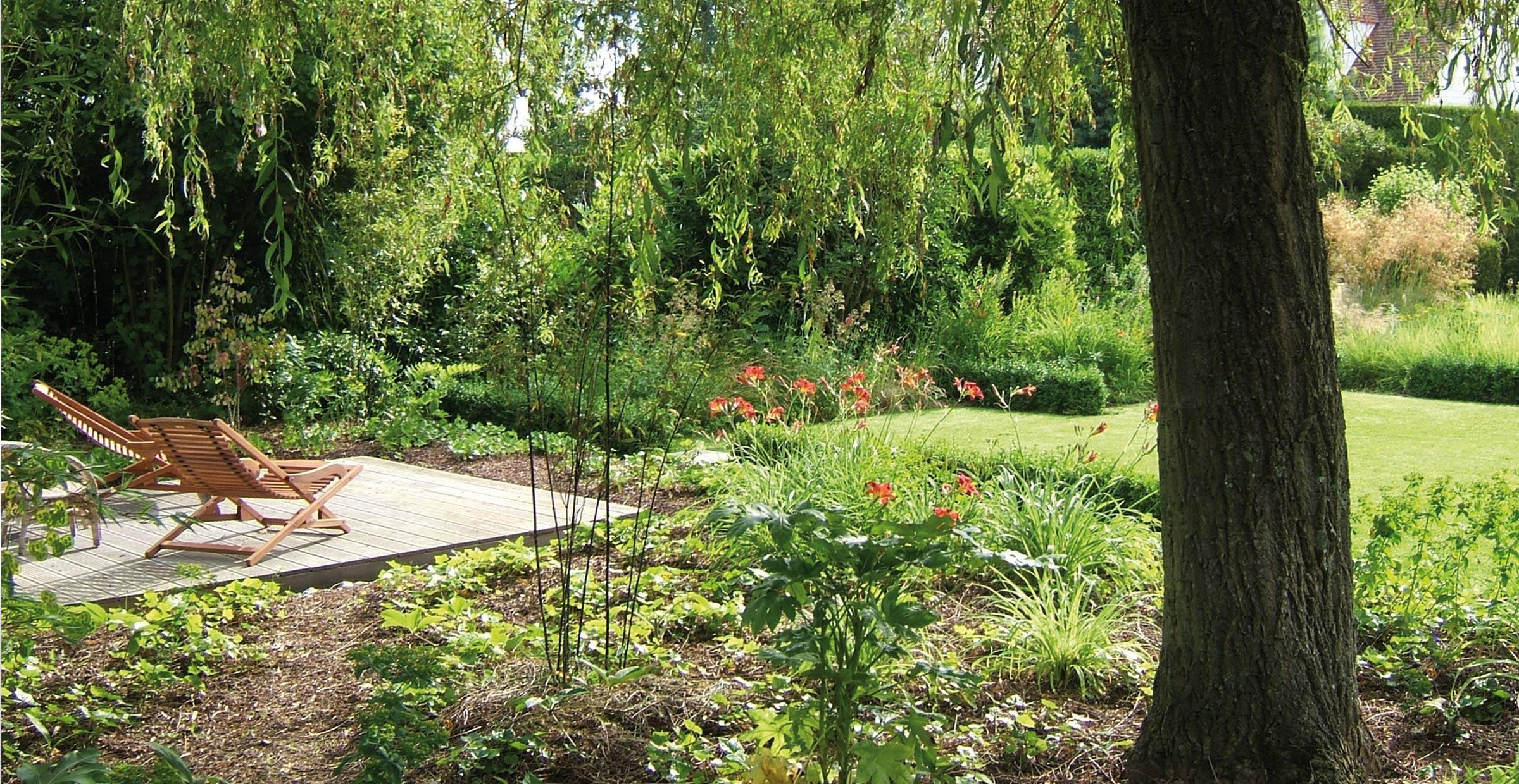 Le jardin de Leo ; Feucherolles ; FORR - PAYSAGE | URBANISME ; FORR paysagiste